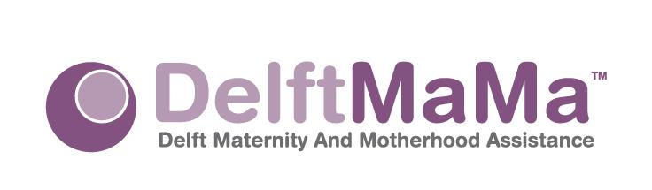 logo delft mama